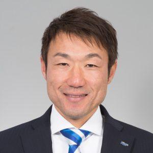 監督-片野坂知宏(笑顔)