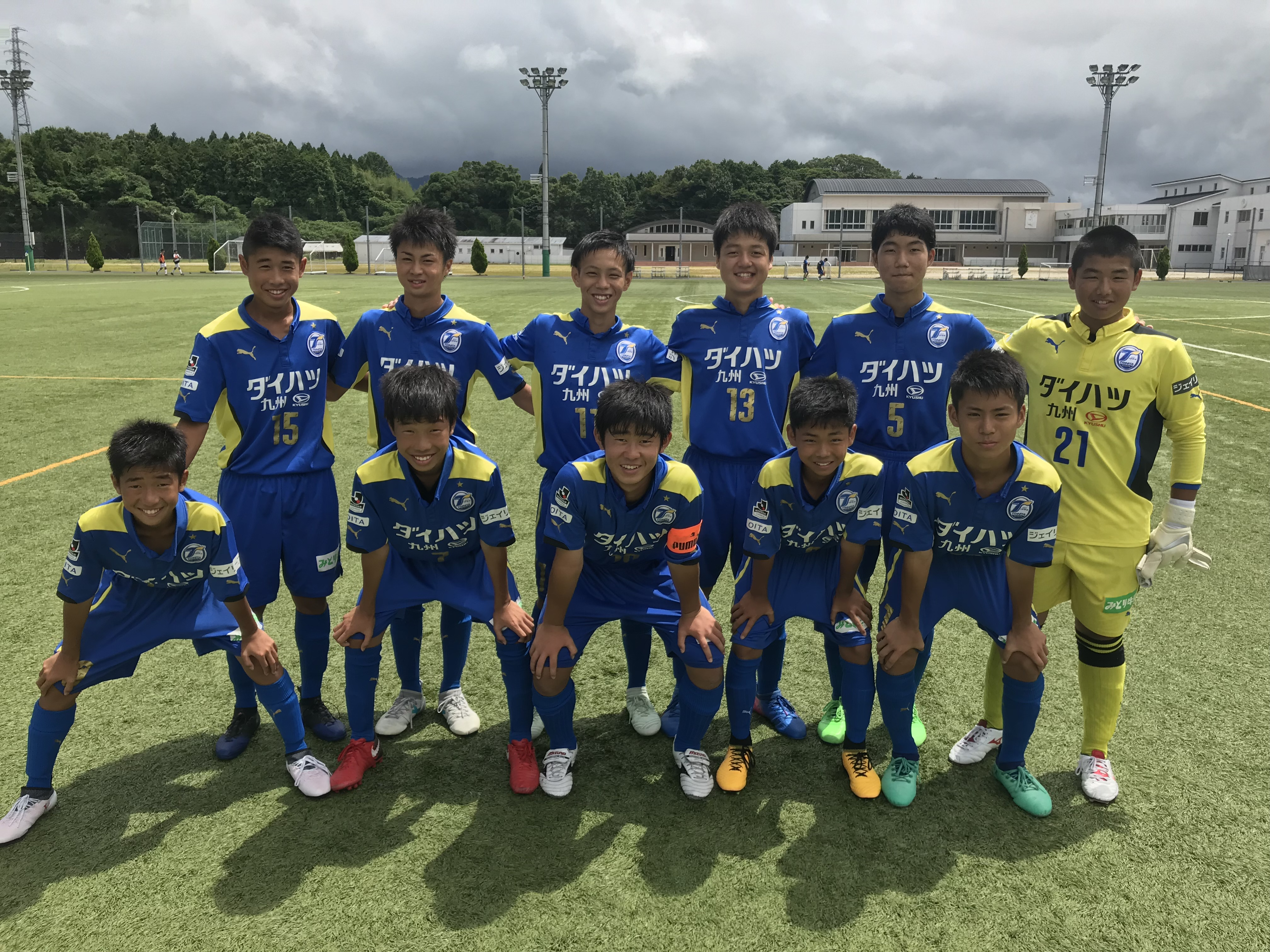 U-14宇佐】2018JリーグU-14サザ...