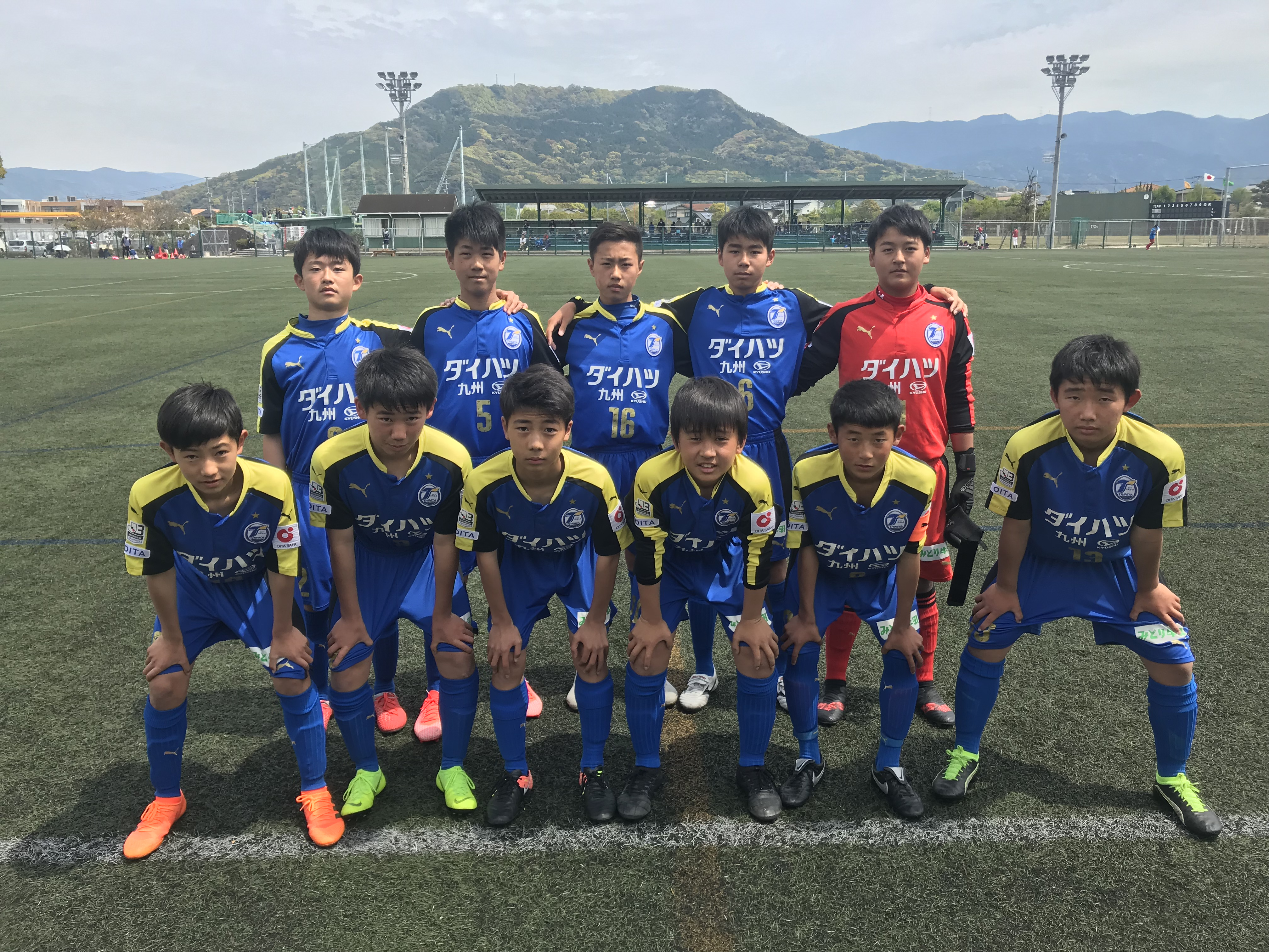 U-14宇佐】2019JリーグU-14サザ...